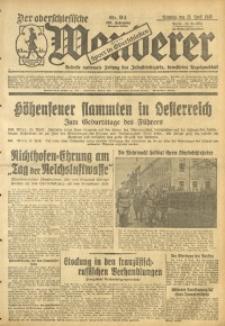 Der Oberschlesische Wanderer, 1935, Jg. 108, Nr. 94