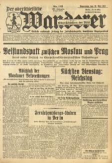 Der Oberschlesische Wanderer, 1935, Jg. 108, Nr. 113