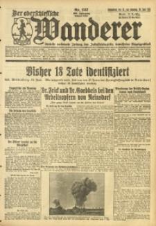 Der Oberschlesische Wanderer, 1935, Jg. 107, Nr. 137