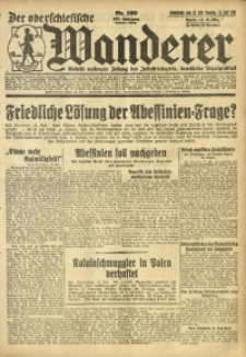 Der Oberschlesische Wanderer, 1935, Jg. 108, Nr. 160