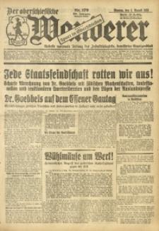 Der Oberschlesische Wanderer, 1935, Jg. 108, Nr. 179