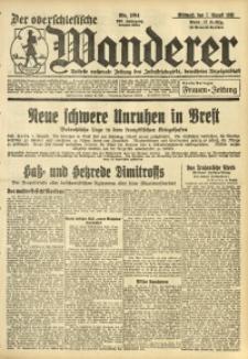 Der Oberschlesische Wanderer, 1935, Jg. 108, Nr. 181