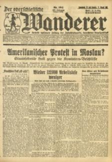 Der Oberschlesische Wanderer, 1935, Jg. 108, Nr. 184