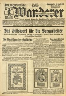 Der Oberschlesische Wanderer, 1935, Jg. 108, Nr. 188