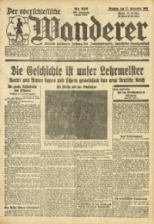 Der Oberschlesische Wanderer, 1935, Jg. 108, Nr. 216
