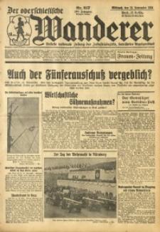Der Oberschlesische Wanderer, 1935, Jg. 108, Nr. 217