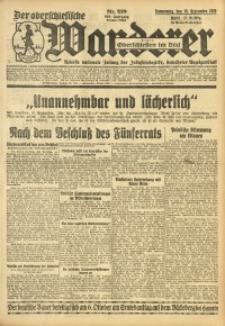 Der Oberschlesische Wanderer, 1935, Jg. 108, Nr. 218