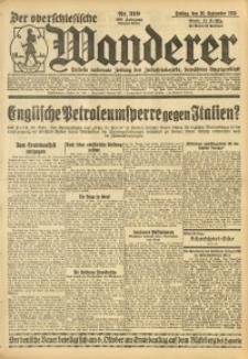 Der Oberschlesische Wanderer, 1935, Jg. 108, Nr. 219