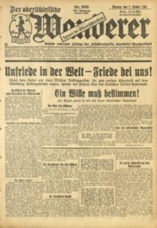 Der Oberschlesische Wanderer, 1935, Jg. 108, Nr. 233
