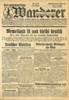 Der Oberschlesische Wanderer, 1935, Jg. 108, Nr. 236