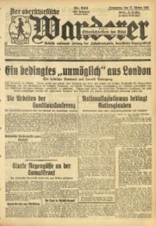 Der Oberschlesische Wanderer, 1935, Jg. 108, Nr. 242