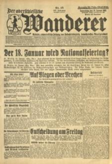 Der Oberschlesische Wanderer, 1933, Jg. 105, Nr. 15