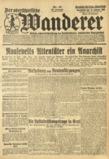 Der Oberschlesische Wanderer, 1933, Jg. 105, Nr. 41