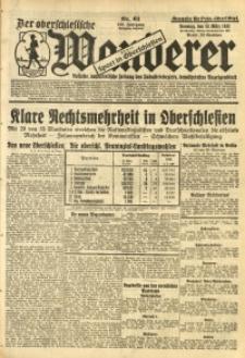 Der Oberschlesische Wanderer, 1933, Jg. 150 [właśc. 105], Nr. 61