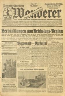 Der Oberschlesische Wanderer, 1933, Jg. 150 [właśc. 105], Nr. 67