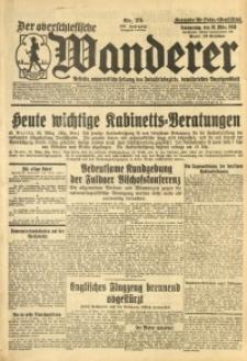 Der Oberschlesische Wanderer, 1933, Jg. 150 [właśc. 105], Nr. 75