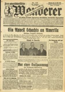 Der Oberschlesische Wanderer, 1933, Jg. 106, Nr. 113