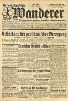 Der Oberschlesische Wanderer, 1933, Jg. 106, Nr. 114