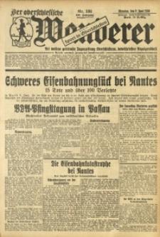 Der Oberschlesische Wanderer, 1933, Jg. 106, Nr. 131
