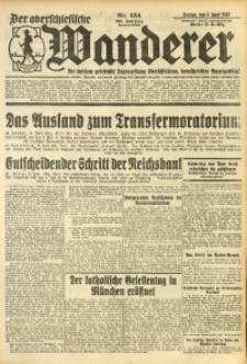 Der Oberschlesische Wanderer, 1933, Jg. 106, Nr. 134