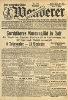 Der Oberschlesische Wanderer, 1933, Jg. 106, Nr. 165
