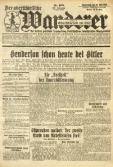 Der Oberschlesische Wanderer, 1933, Jg. 106, Nr. 168