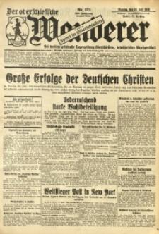 Der Oberschlesische Wanderer, 1933, Jg. 106, Nr. 171