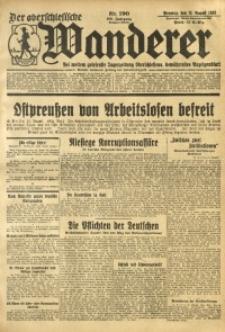 Der Oberschlesische Wanderer, 1933, Jg. 106, Nr. 190
