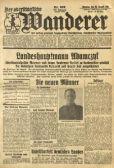 Der Oberschlesische Wanderer, 1933, Jg. 106, Nr. 202
