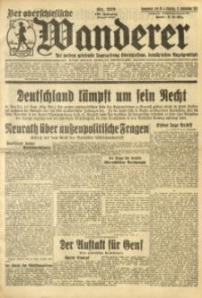 Der Oberschlesische Wanderer, 1933, Jg. 106, Nr. 218