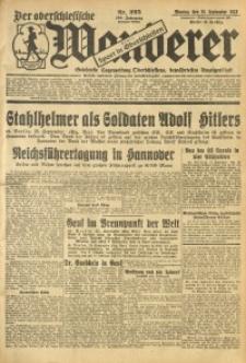 Der Oberschlesische Wanderer, 1933, Jg. 106, Nr. 225