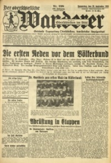 Der Oberschlesische Wanderer, 1933, Jg. 106, Nr. 228