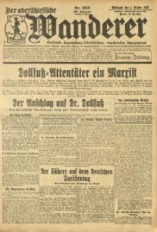 Der Oberschlesische Wanderer, 1933, Jg. 106, Nr. 233