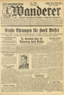 Der Oberschlesische Wanderer, 1933, Jg. 106, Nr. 238