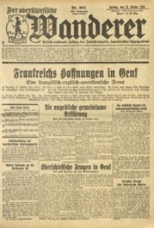Der Oberschlesische Wanderer, 1933, Jg. 106, Nr. 241