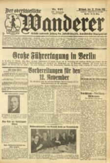 Der Oberschlesische Wanderer, 1933, Jg. 106, Nr. 245