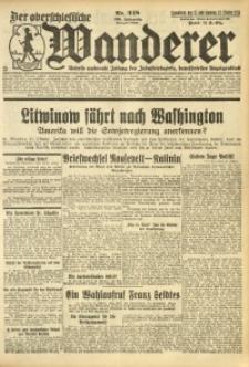 Der Oberschlesische Wanderer, 1933, Jg. 106, Nr. 248