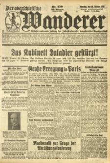 Der Oberschlesische Wanderer, 1933, Jg. 106, Nr. 250