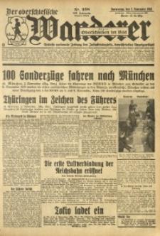 Der Oberschlesische Wanderer, 1933, Jg. 106, Nr. 258