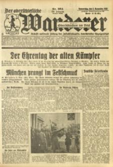 Der Oberschlesische Wanderer, 1933, Jg. 106, Nr. 264