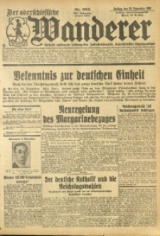 Der Oberschlesische Wanderer, 1933, Jg. 106, Nr. 265