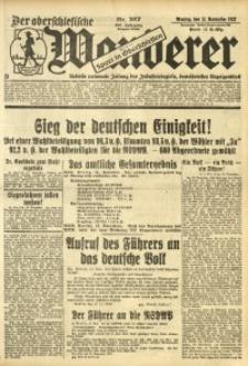 Der Oberschlesische Wanderer, 1933, Jg. 106, Nr. 267