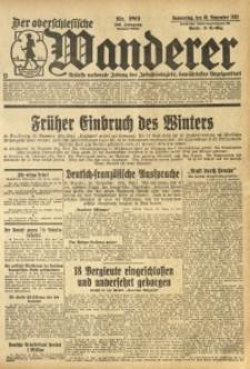 Der Oberschlesische Wanderer, 1933, Jg. 106, Nr. 282