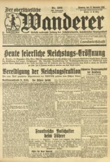 Der Oberschlesische Wanderer, 1933, Jg. 106, Nr. 292