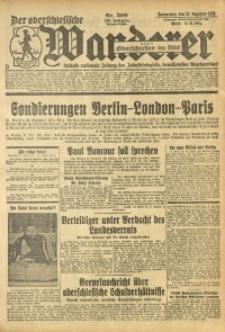 Der Oberschlesische Wanderer, 1933, Jg. 106, Nr. 300