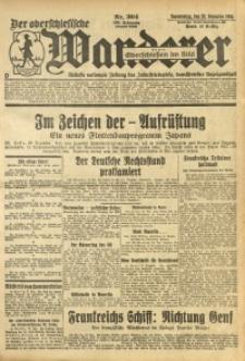 Der Oberschlesische Wanderer, 1933, Jg. 106, Nr. 304