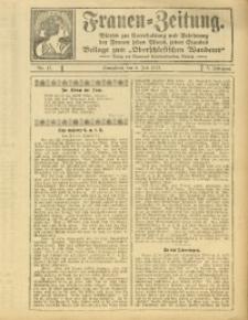 Frauen Zeitung, 1912, Jg. 5, Nr. 12