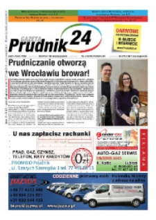 Gazeta Prudnik24 : bezpłatny dwutygodnik 2014, nr 31.