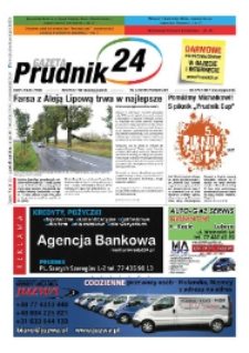 Gazeta Prudnik24 : bezpłatny dwutygodnik 2014, nr 38.