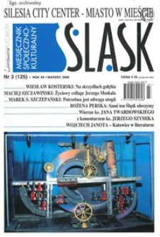 Śląsk, 2006, R. 12, nr 3